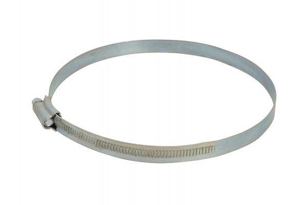 Faithfull 6X Hose Clip - Zinc MSZP 120 - 150mm