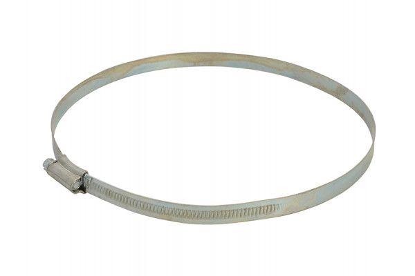 Faithfull 7.5 Hose Clip - Zinc MSZP 158 - 190mm