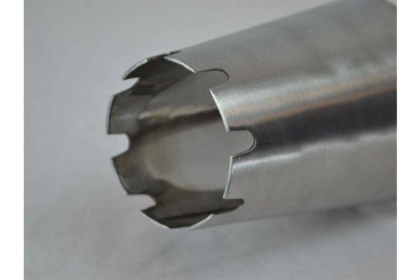 Faithfull Prestige Stainless Steel Bulb Planter Ash Handle
