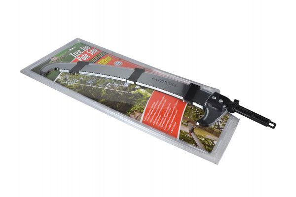 Faithfull Samurai Tri Cut Pole Saw 390mm