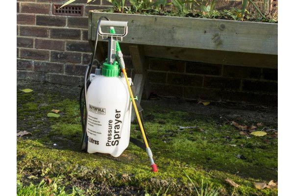 Faithfull Pressure Sprayer - 5 Litre