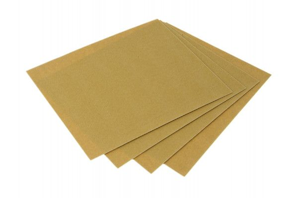 Faithfull, Glasspaper Sheets