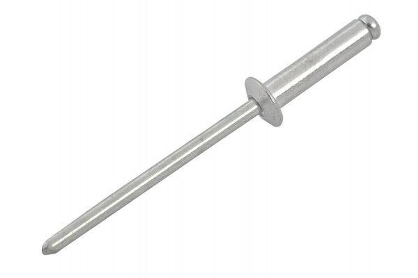 Faithfull Aluminium Rivets 3.2mm x 13mm Long Pre-Pack of 100