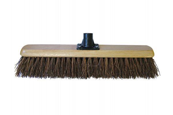 Faithfull Platform Broom Head Bassine 45cm (18in) Threaded Socket
