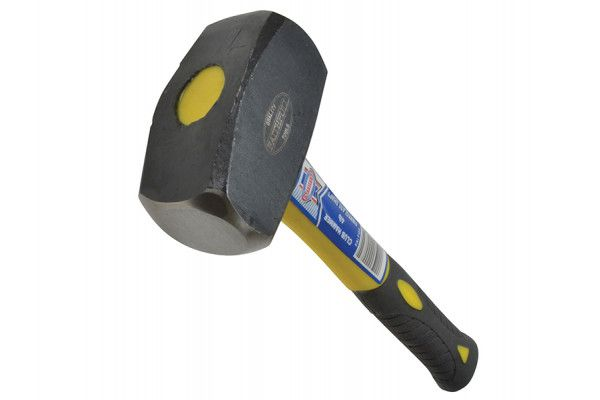Faithfull Club Hammer Fibreglass Handle 1.81kg (4lb)