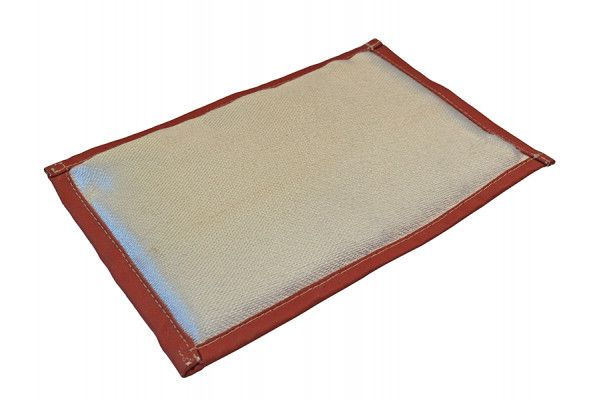 Faithfull Plumber's Soldering Pad 1200°C 195 x 300mm