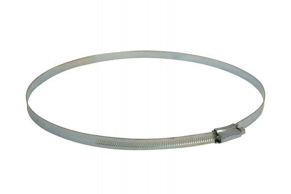 Faithfull 10.5 Hose Clip - Zinc MSZP 235 - 267mm