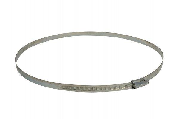 Faithfull 11.5 Hose Clip - Zinc MSZP 260 - 292mm