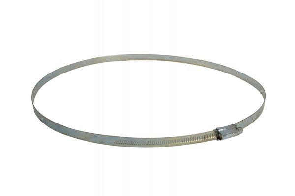 Faithfull 12.5 Hose Clip - Zinc MSZP 286 - 318mm