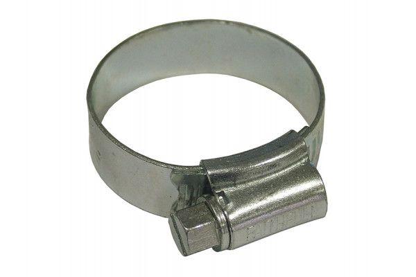 Faithfull 1A Stainless Steel Hose Clip 22 - 30mm