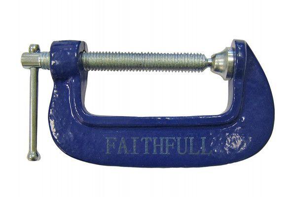 Faithfull Hobbyists Clamp 51mm (2in)