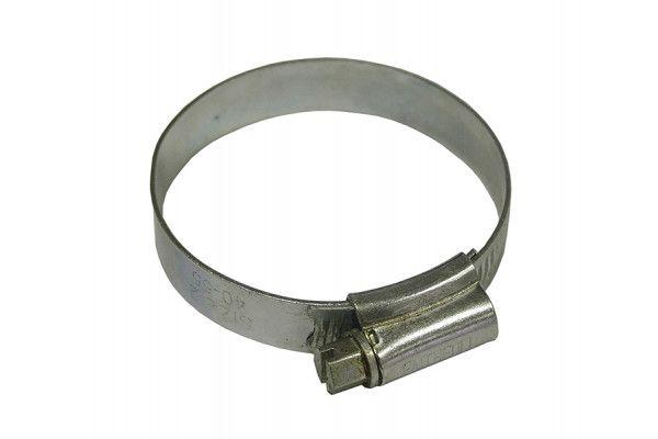 Faithfull 2A Hose Clip - Zinc MSZP 35 - 50mm