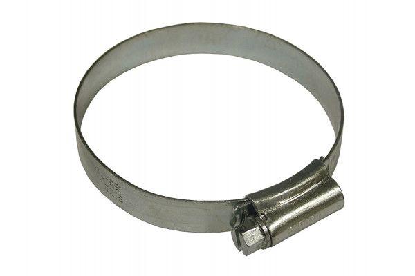 Faithfull 3 Stainless Steel Hose Clip 55 - 70mm
