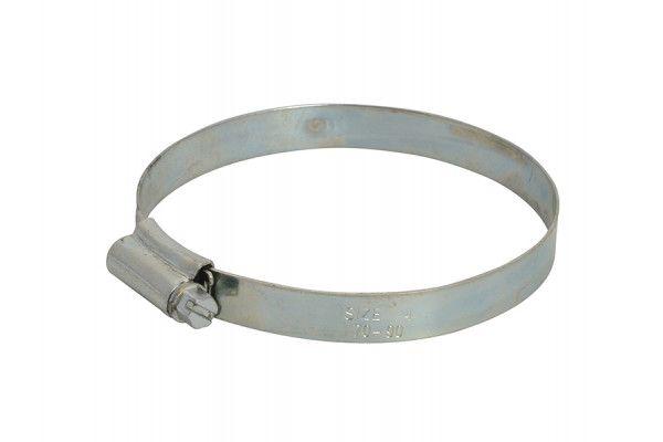 Faithfull 4 Hose Clip - Zinc MSZP 70 - 90mm