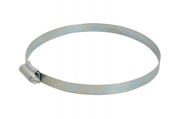 Faithfull 6 Hose Clip - Zinc MSZP 110 - 140mm