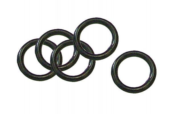 Faithfull O Rings for Brass Fittings (Pack of 5)