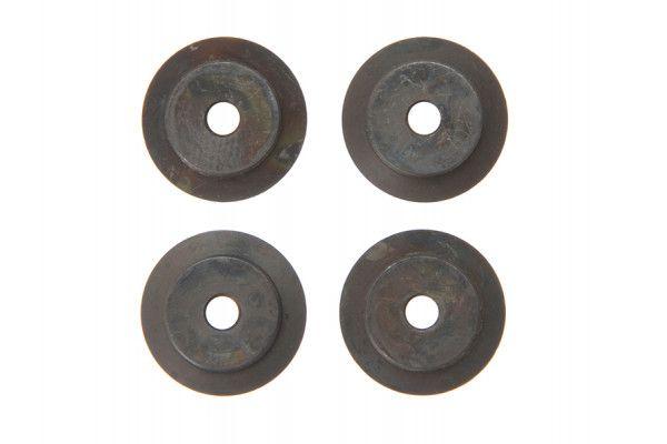 Faithfull Pipe Slicer Wheel Only (Pack of 4)