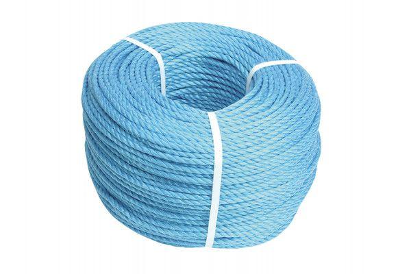 Faithfull Blue Poly Rope 12mm x 30m