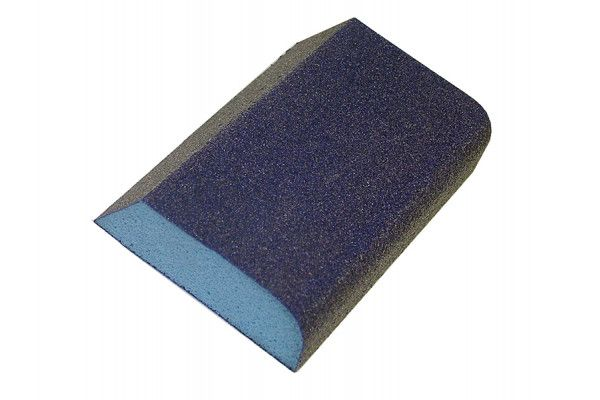 Faithfull Combi Foam Sanding Block 90 x 75 x 25mm