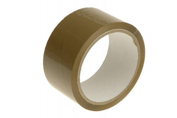 Faithfull Parcel Tape 48mm x 50m Brown
