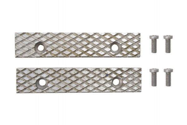 Faithfull Replacement Steel Jaws For VM5 Vice