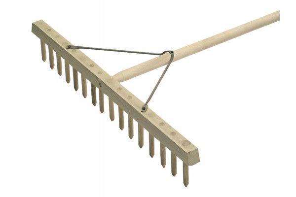 Faithfull Wooden Hay Rake