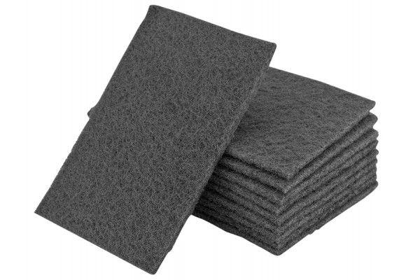 Flexipads World Class Hand Pads Grey Very Fine 150 x 223mm (10)