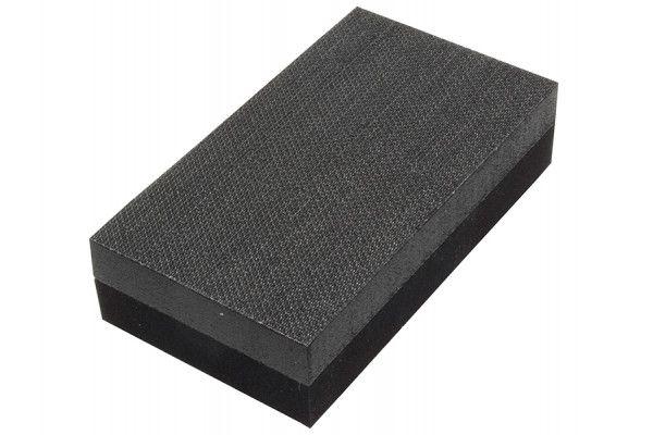 Flexipads World Class Hand Sanding Block Double Sided Medium/Hard 70 x 125mm