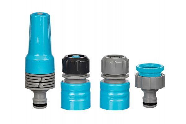 Flopro Flopro Hose Connector Starter Set 12.5 - 19mm (1/2 - 3/4in)