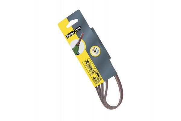 Flexovit, Powerfile Sanding Belts 454mm x 13mm