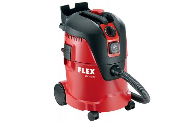 Flex Power Tools VCE 26 L MC Safety Vacuum Cleaner 1250W 110V