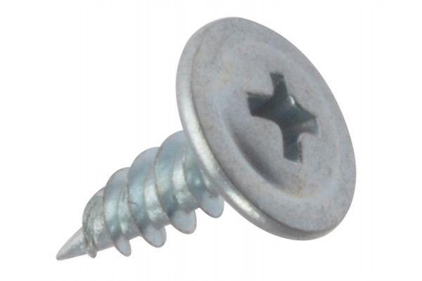 Forgefix Drywall Screw Wafer Head TFT ZP 4.2 x 13mm Bulk 1000