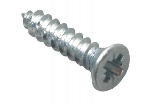 Forgefix Self-Tapping Screw Pozi CSK ZP 1/2in x 4 Forge Pack 60