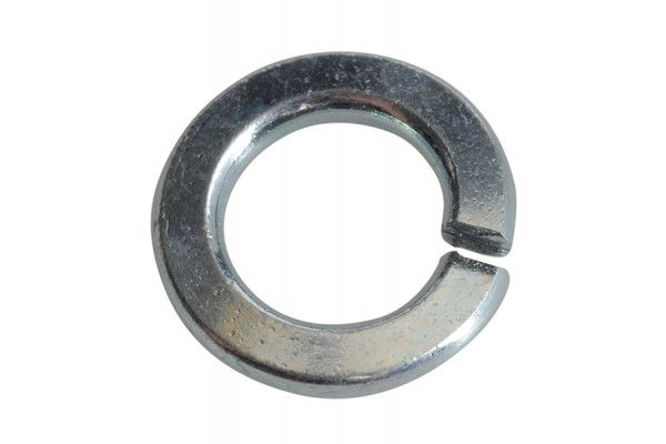 Forgefix Spring Washers DIN127 ZP M5 Forge Pack 80