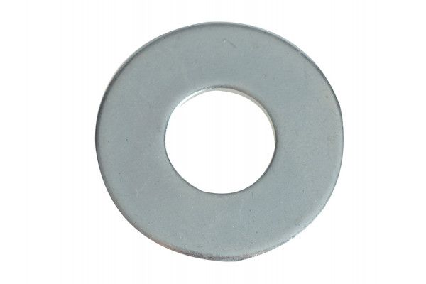 Forgefix Flat Penny Washer ZP M10 x 25mm Forge Pack 20