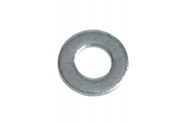 Forgefix Flat Washers DIN125 ZP M4 Forge Pack 100