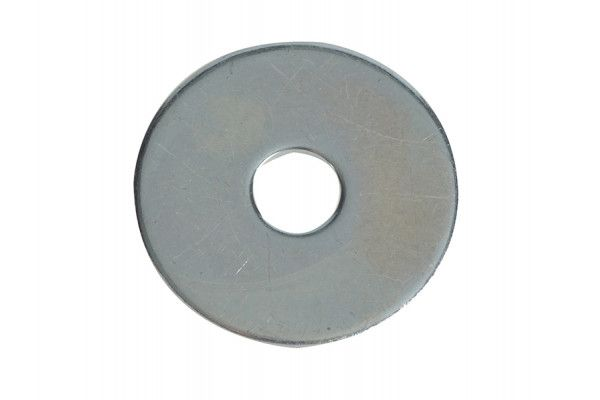 Forgefix Flat Penny Washers ZP M6 x 25mm Forge Pack 20