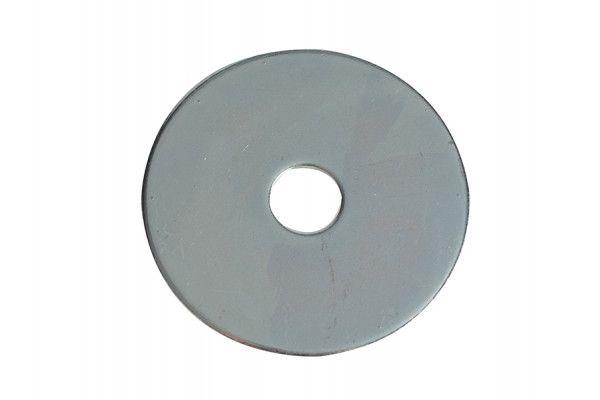 Forgefix Flat Repair Washers ZP M8 x 40mm Forge Pack 6