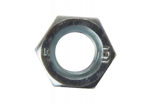 Forgefix Hexagon Nut ZP M10 Bag 50