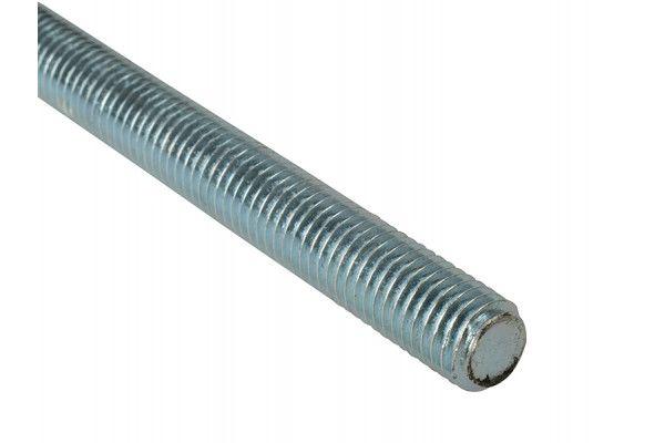 Forgefix, Threaded Rods, Mild Steel, ZP