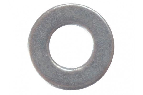 Forgefix Flat Washer Form B ZP M3 Bag 100