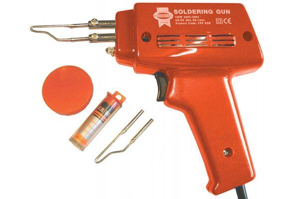 Faithfull Power Plus SGK Soldering Gun 100 Watt 240 Volt