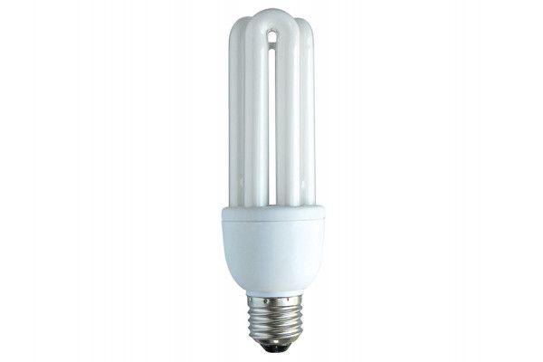 Faithfull Power Plus Low Energy Lightbulb 3u E27 240 Volt 13 Watt