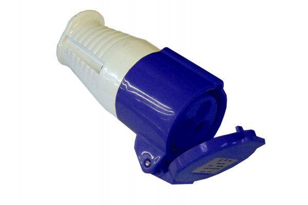 Faithfull Power Plus Blue Socket 16 Amp 240 Volt