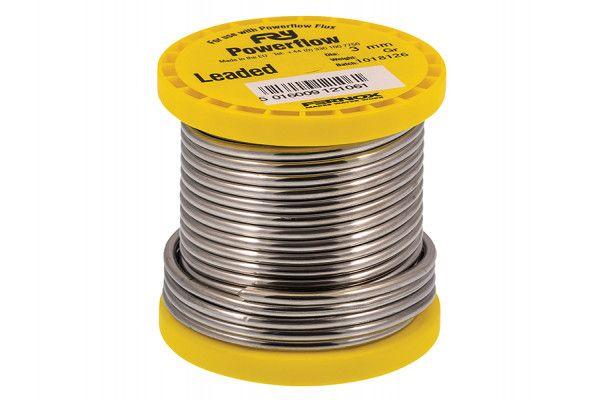 Frys Metals Powerflow Solder Wire 3mm - 250g Reel
