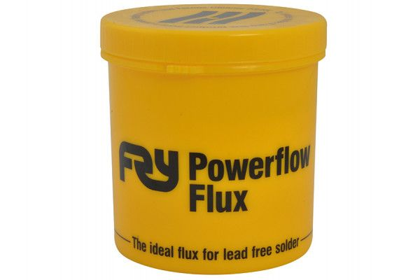 Frys Metals Powerflow Flux Large 350g