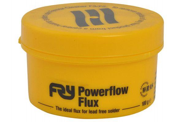 Frys Metals Powerflow Flux Medium 100g