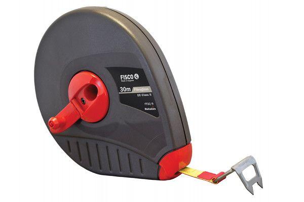 Fisco FT30M Futura Fibreglass Tape 30m (Width 13mm)