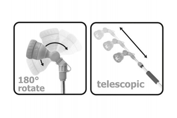 Flopro Flopro Telescopic Watering Lance