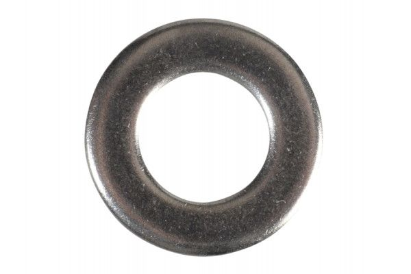 Forgefix Flat Washers DIN125 A2 Stainless Steel M8 Forge Pack 30